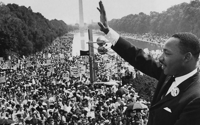 I Have A Dream - Martin Luther King, Jr.