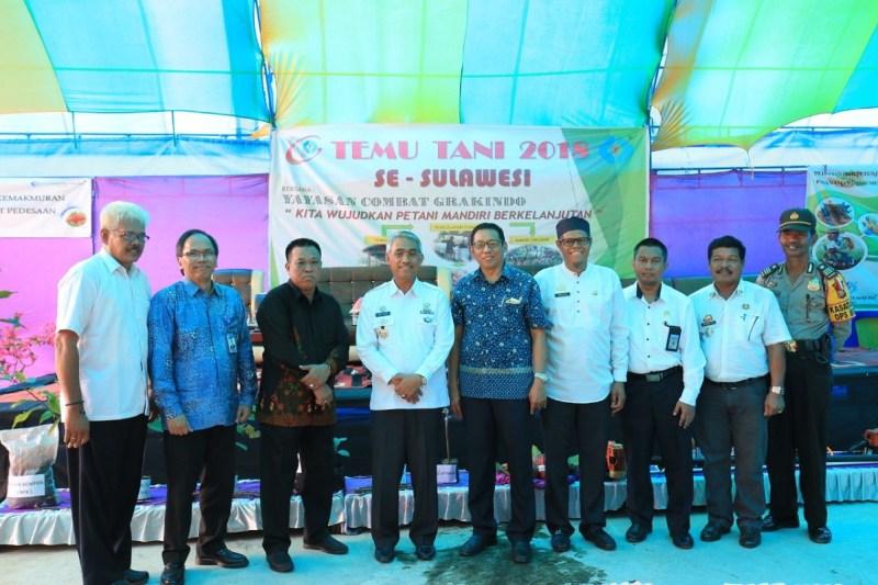 Bupati Luwu Timur Puji Yayasan Combat Grakindo