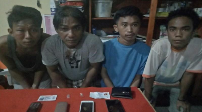 Polres Pinrang Gulung Sindikat Pengedar Sabu-sabu