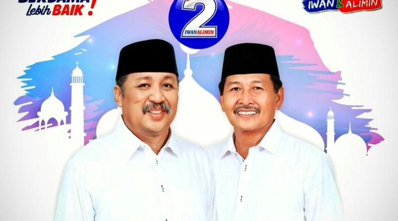 Iwan-Alimin Ajak Warga Ciptakan Harmonisasi di Bulan Ramadhan