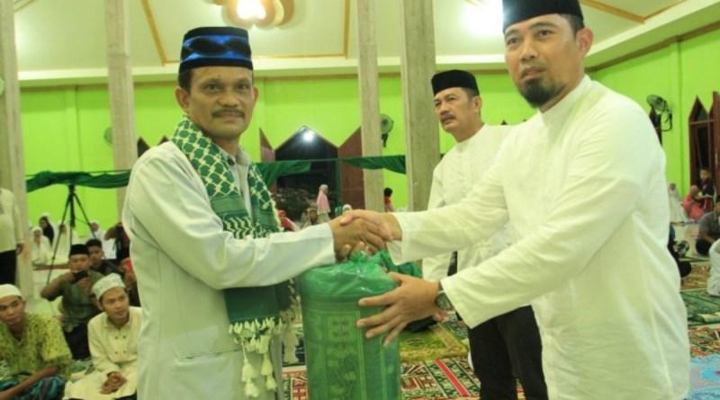 Safari Ramadhan Pemkot Palopo Walikota Ajak Warga Damai
