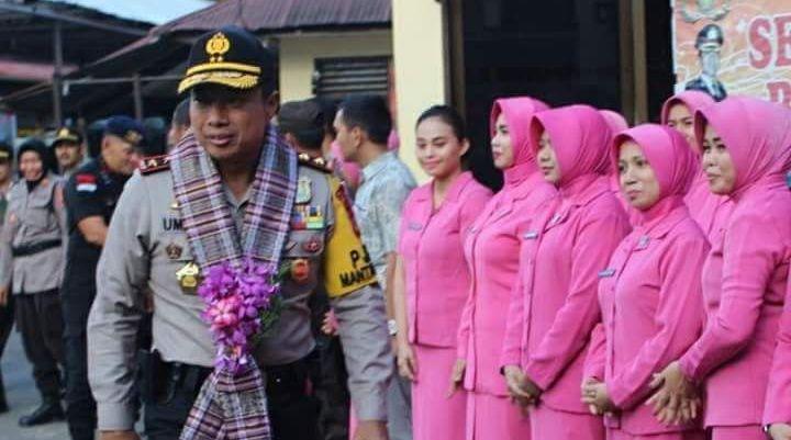 Kapolda Sulawesi Selatan Kunjungi Mapolres Takalar