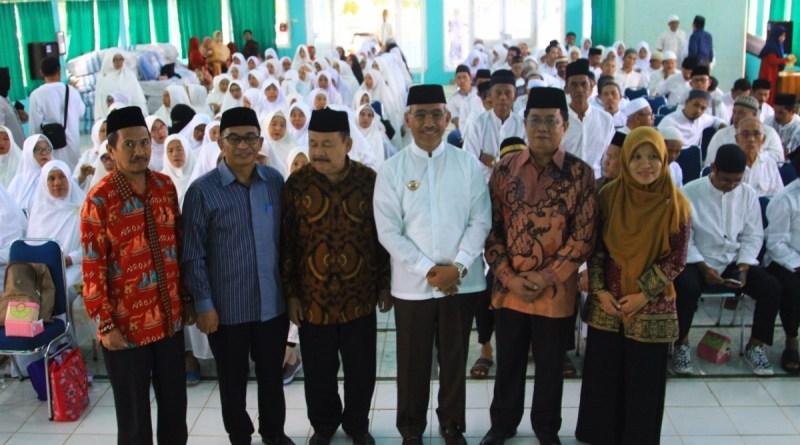 Bupati Luwu Timur Minta Layanan Jemaah Calon Haji Ditingkatkan