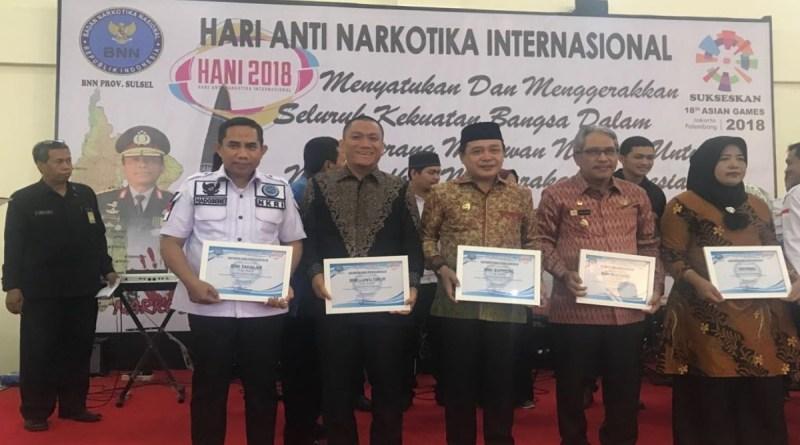 BNK Luwu Timur Terima Penghargaan P4GN
