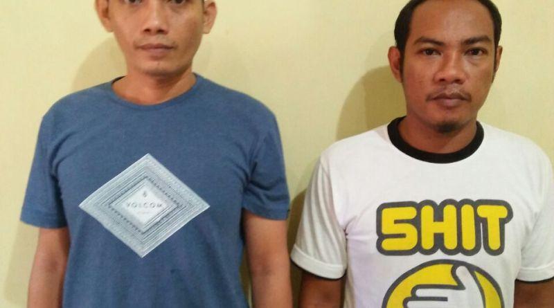 Satres Narkoba Polres Luwu Timur Tangkap Dua Pengedar Shabu