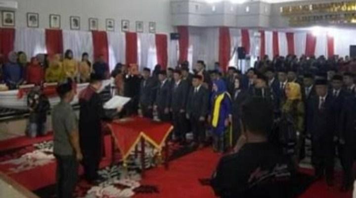 Undangan Sudah Beredar, Pelantikan Pimpinan Definitif DPRD Pinrang Tertunda