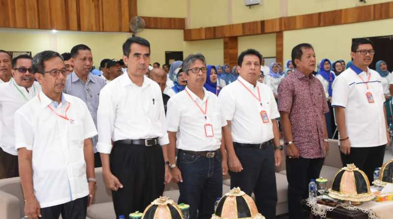 Pramubes IKA SMAN 200/1 Soppeng, Dihadiri Bupati Bersama Prof.Dr.Hasnawi