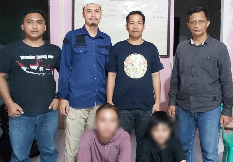 Lagi Unit PPA Polres Pinrang, Ungkap Dua Pelaku Bisnis Lendir di Medsos.