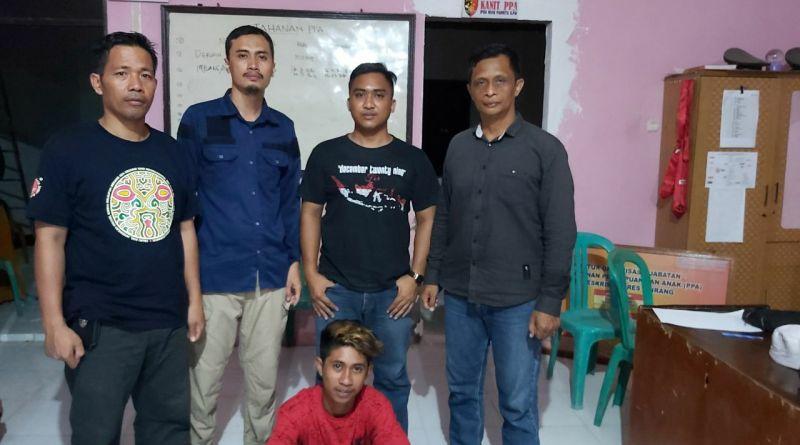 Paksa Pacar Berhubungan Intim, Buruh Bangunan di Pinrang diCiduk Polisi