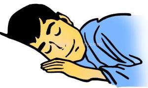 Resiko, Langsung Tidur Setelah Makan Sahur bagi Kesehatan. Simak Bahayanya...