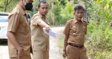 Kadis PU Barru Respon Cepat Tinjau Kerusakan Jalan dan Jembatan di Desa Manuba