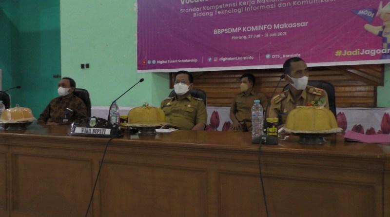 BBPSDMP Makassar Menggelar Vocational School Graduate Academy di Pinrang