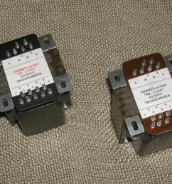 bottom view jtm 45 rs style output transformers [ 1280 x 960 Pixel ]