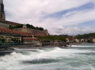 Schleuse, Bern