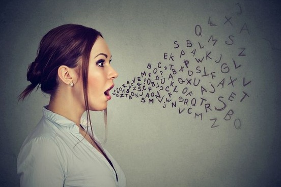 8 Words for the Wordy and Talking Too Much  MerriamWebster