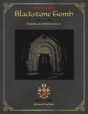 5E Adventure Review: Blackstone Tomb – Merric's Musings