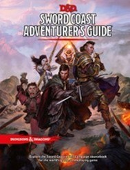 On The Sword Coast Adventurer S Guide Merric S Musings