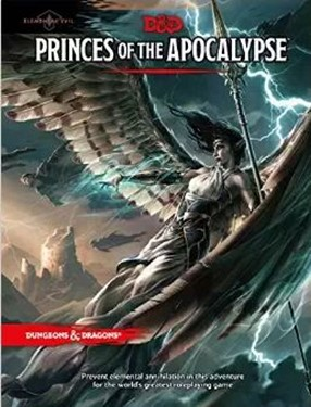 Running Princes of the Apocalypse: Temple of Black Earth – Merric's