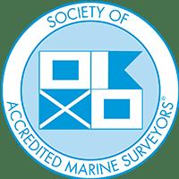 Society of Accredited Marine Surveyors logo