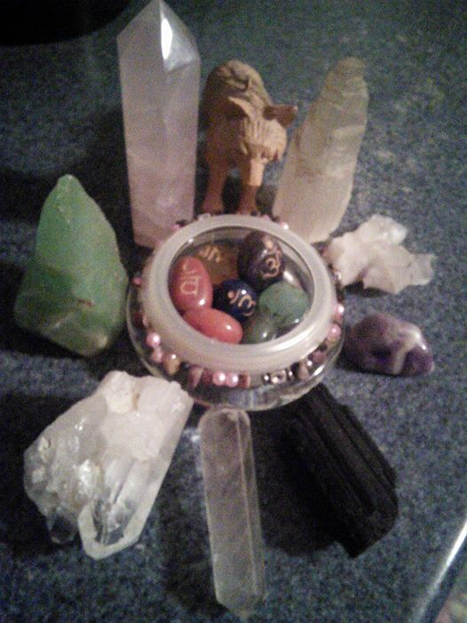 do you have a favorite crystal/stone on tuesday magick?