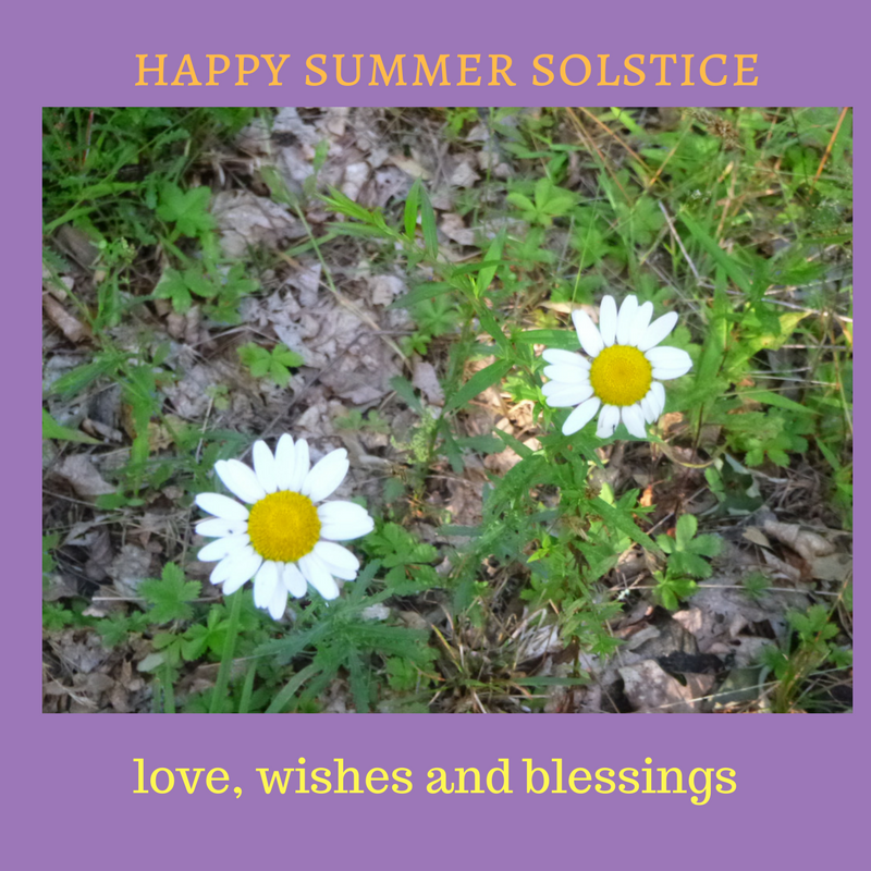 ~SUMMER SOLSTICE/LITHA BLESSINGS~