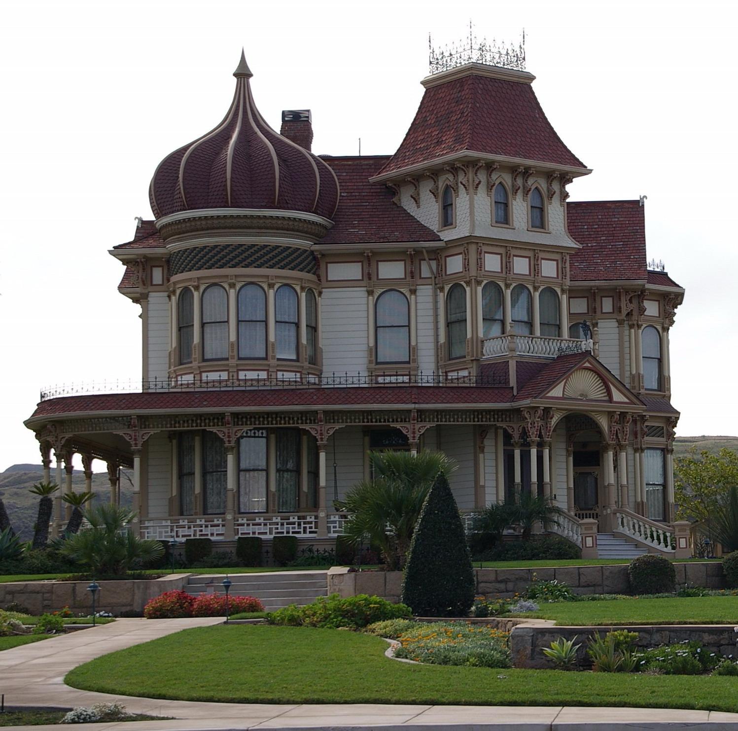 Victorian House in Redlands