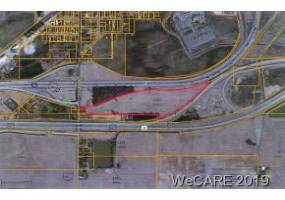 0 NAPOLEON RD., N., LIMA, Ohio 45807, ,Commercial-industrial,For Sale,NAPOLEON RD., N.,113931
