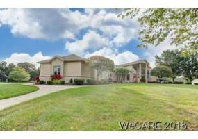2811 OAK HILL COURT, LIMA, Ohio 45805, 6 Bedrooms Bedrooms, 8 Rooms Rooms,4 BathroomsBathrooms,Residential,For Sale,OAK HILL COURT,110426