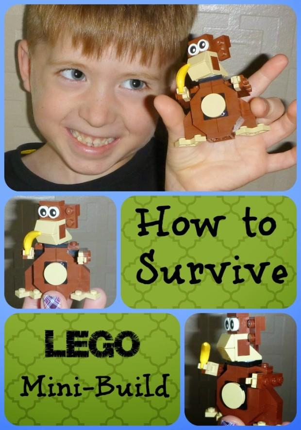 LEGO Mini-Build tips