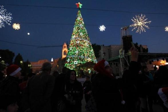 Christmas Traditions in The Palestinian Territories
