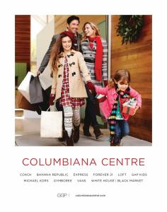 Columbiana Centre ad