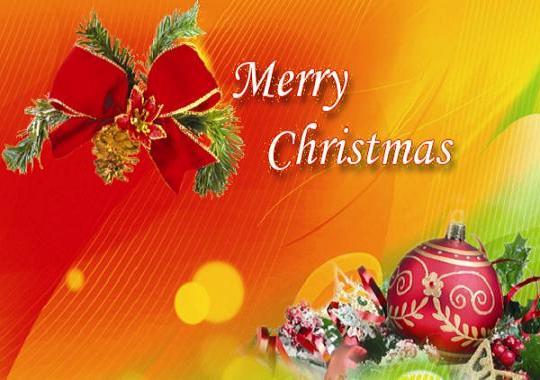 Happy Christmas HD Pic
