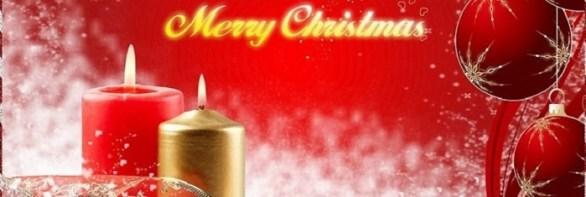 Merry Christmas FB Timeline Cover Photos