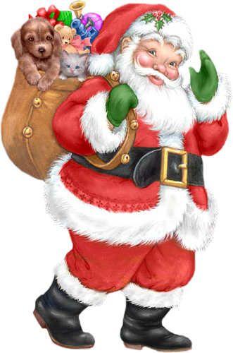 Santa Clipart Free Download