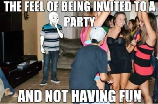 Christmas Funny Party Memes