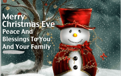 merry Christmas Evening celebration Images