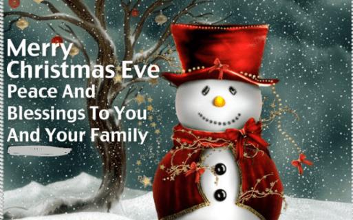 merry Christmas Evening celebration Images