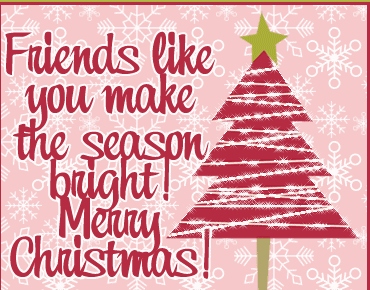 merry christmas images for friends
