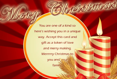 Merry Christmas 2019 Messages For Card, Friends, Boss, And
