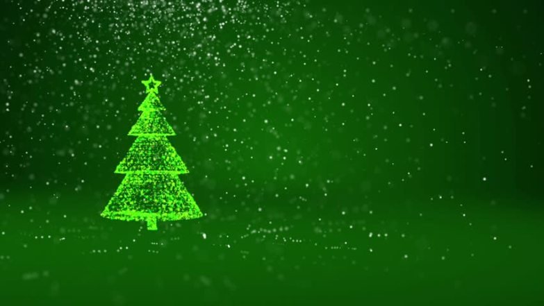 Christmas Background Theme