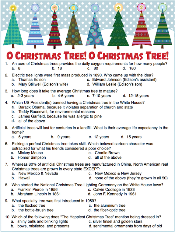 It is a photo of A Christmas Story Trivia Questions and Answers Printable for quiz