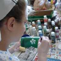Family Times -Painting Jars