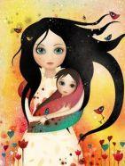 Elfish Mother by Agnieszka Szuba