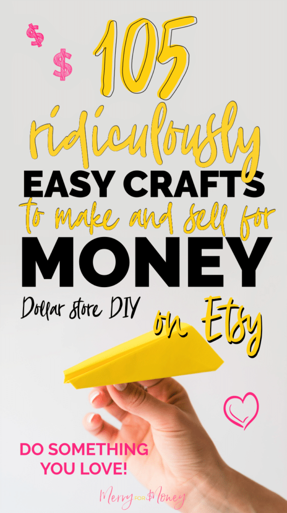 105 ridiculously easy crafts