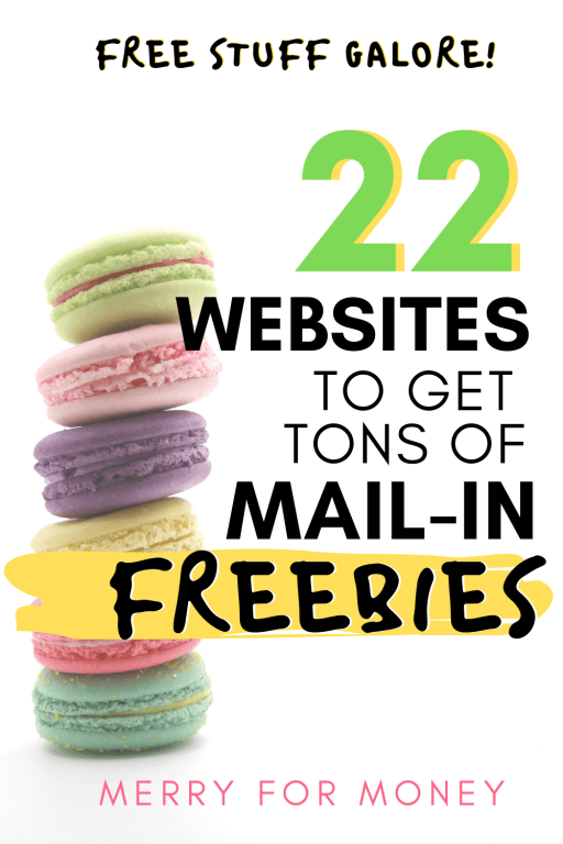 2019 Best Sites to Score Free Product Samples By Mail Freebies Saving Money -- Free Samples for Women, Makeup, Mailing Freebies, By Mail Free Samples, Giveaways, Websites for Free Stuff, free stuff