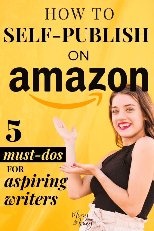 self publish on amazon for money, make money, passive income, extra money, work from home, jobs from home, become author, become a writer, make passive income, freelance writing