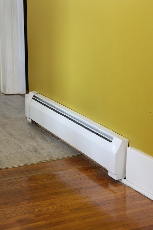Wiring Stelpro Baseboard Heater