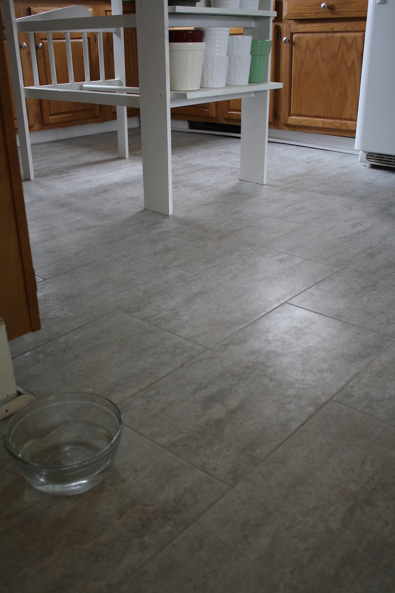 tile floors in kitchen design photos for small kitchens tips installing a vinyl floor merrypad