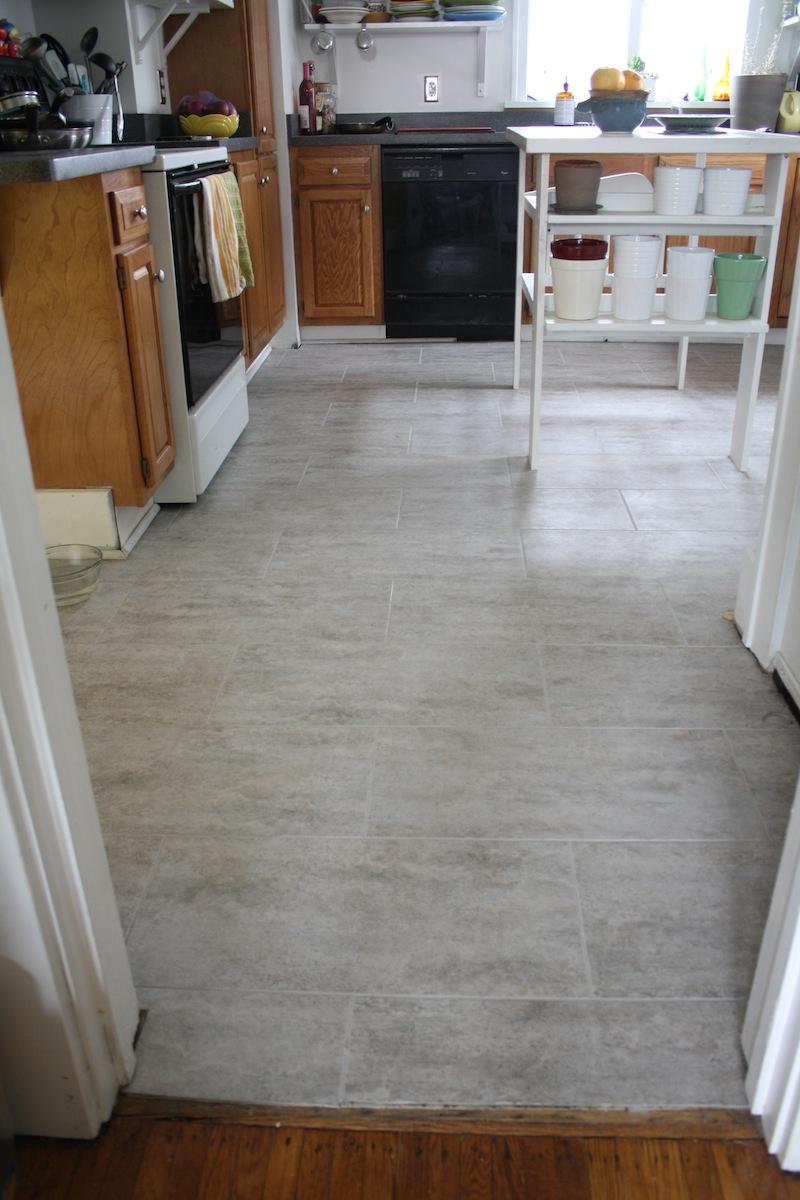 Best Kitchen Floor Tiles