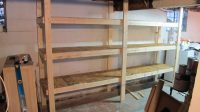 DIY Basement Shelves In A Day | merrypad